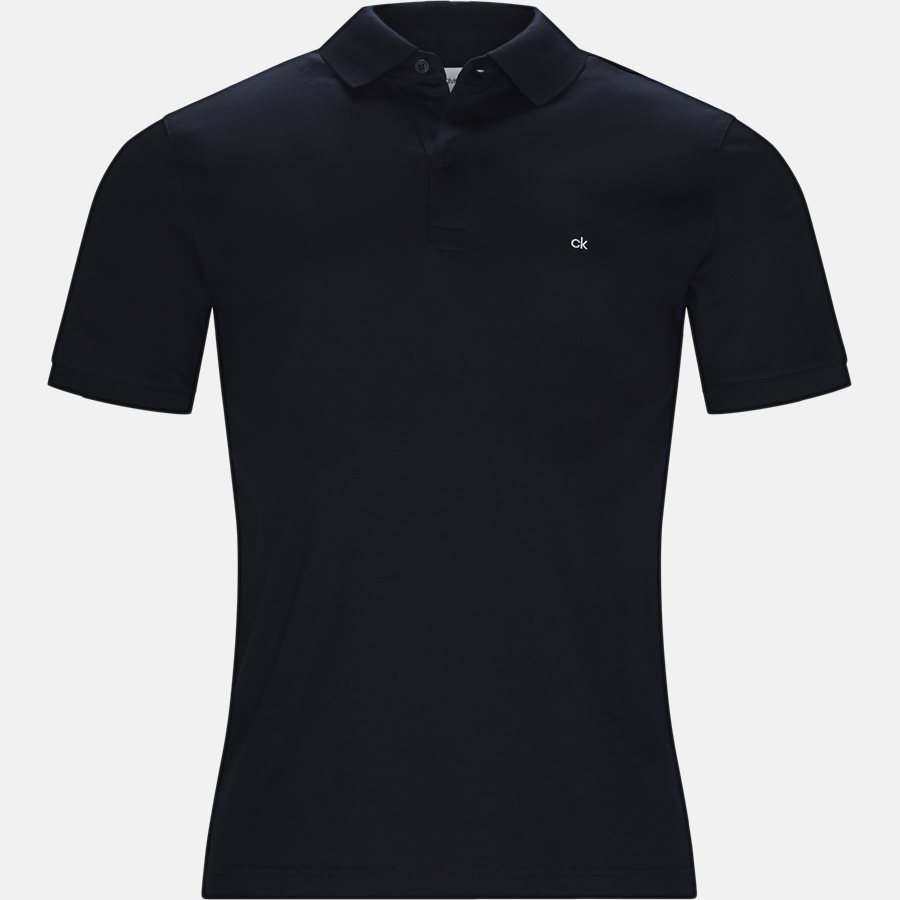 K10K103378 CHEST LOGO POLO - T-shirts - Regular fit - NAVY - 1