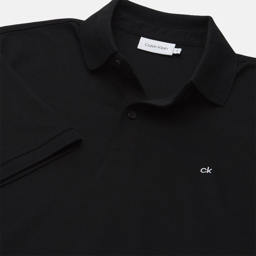K10K103378 CHEST LOGO POLO - T-shirts - Regular fit - SORT - 3
