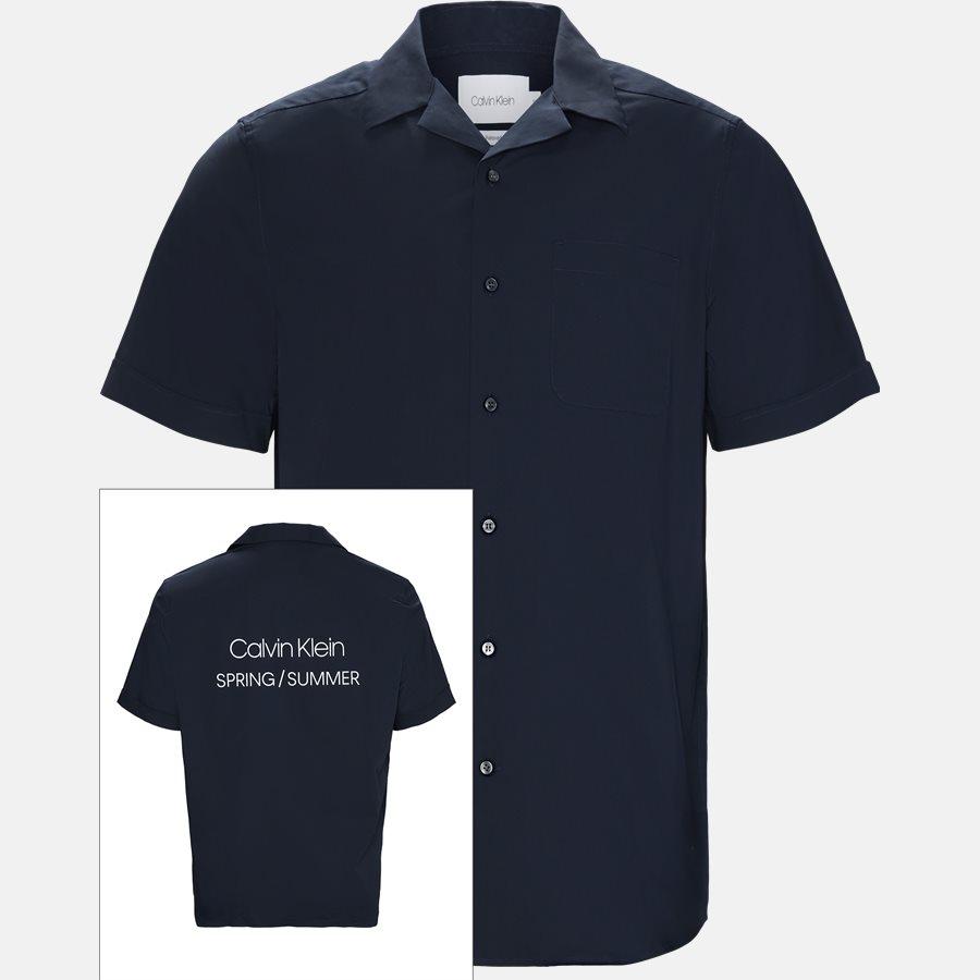 K10K103400 RELAXED FIT LOGO TEE - Skjorter - Relaxed fit - NAVY - 1