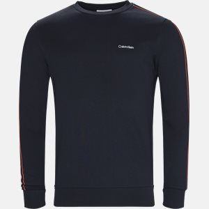 Regular fit | Sweatshirts | Blå