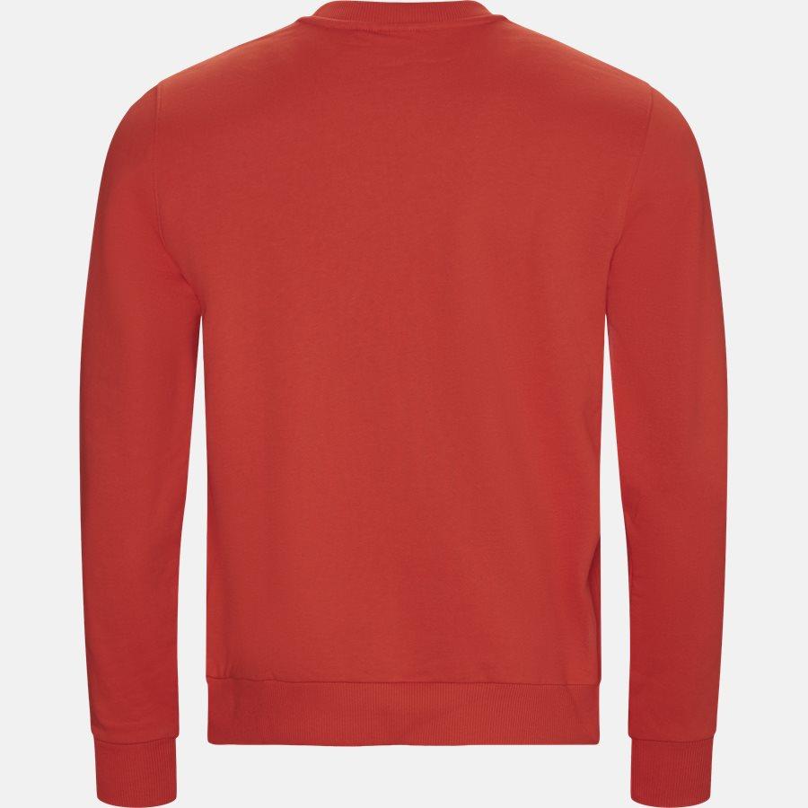 K10K102724 COTTON LOGO SWEAT - Sweatshirts - Regular fit - RØD - 2