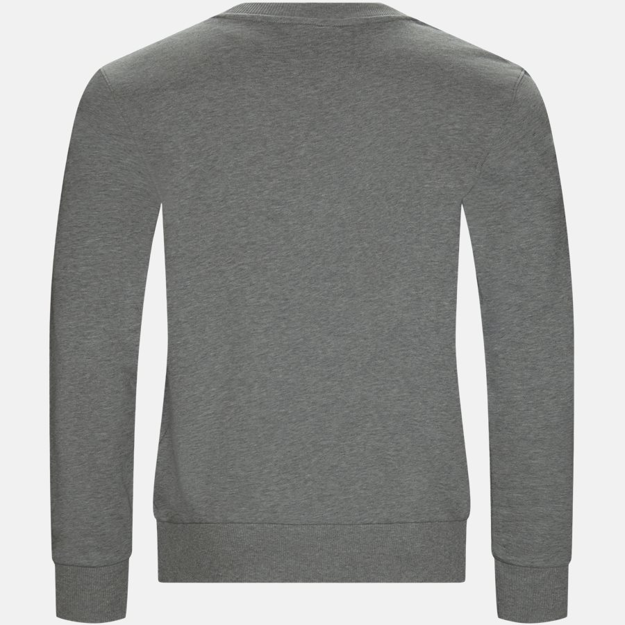 K10K103088 CHEST EMBRODERY SWEAT - Sweatshirts - Regular fit - GRÅ - 2