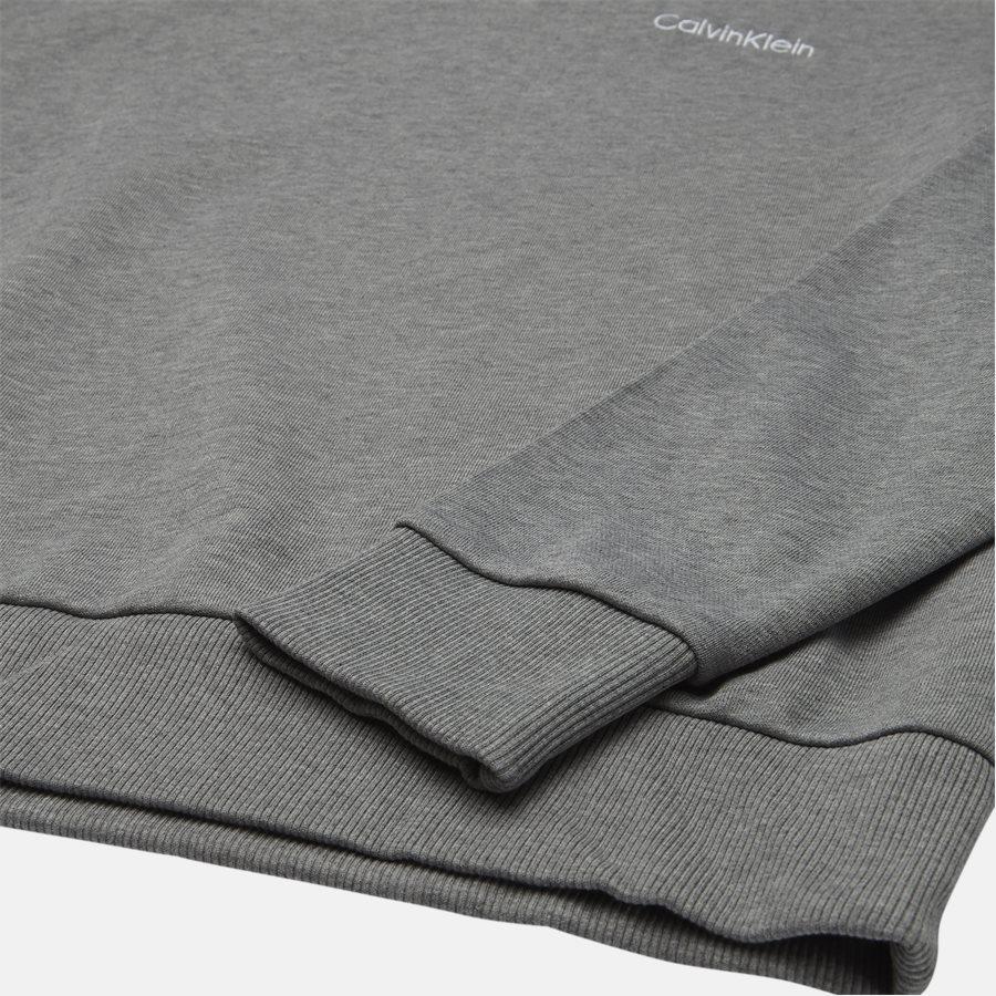 K10K103088 CHEST EMBRODERY SWEAT - Sweatshirts - Regular fit - GRÅ - 4