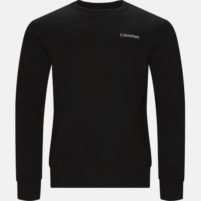 Sweatshirts - Regular fit - Sort