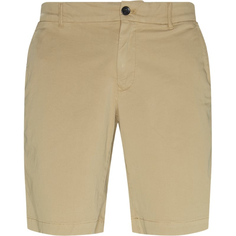 Billede af Calvin Klein Regular fit K10K104188 DYED SHORTS Shorts Khaki