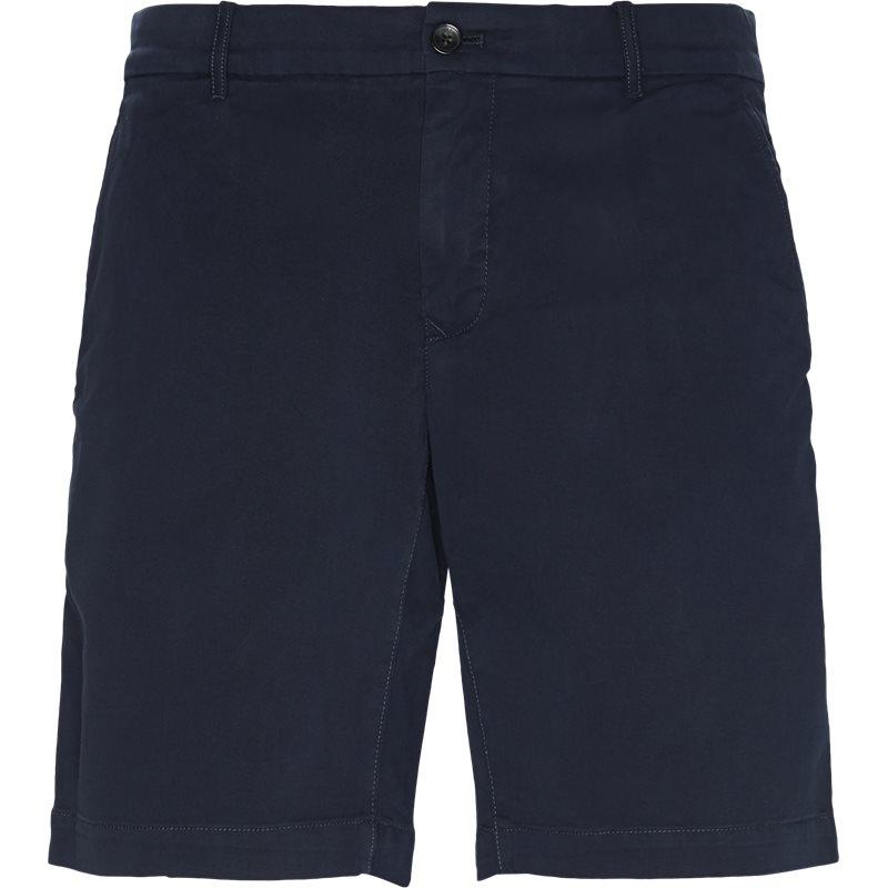 Billede af Calvin Klein Regular fit K10K104188 DYED SHORTS Shorts Navy