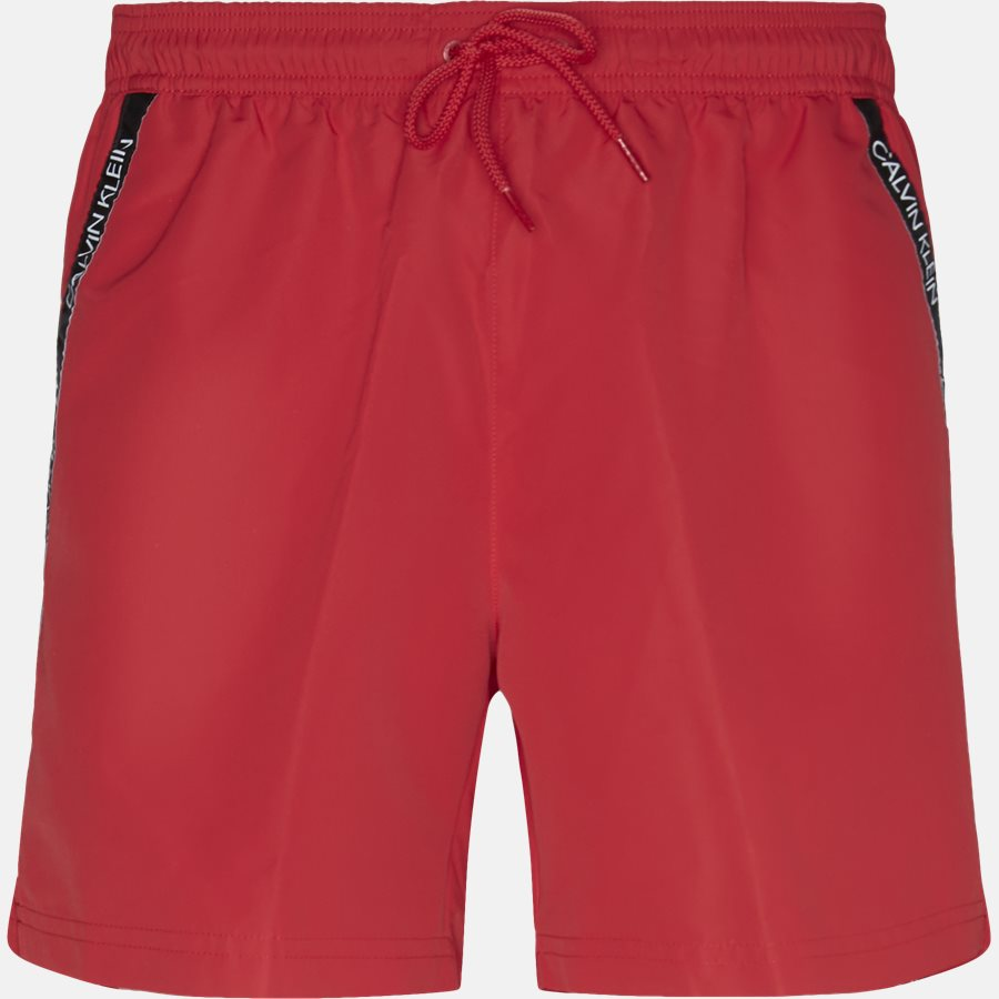 KMOKM00285654 - Shorts - Regular fit - RØD - 1
