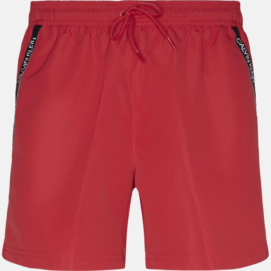 KMOKM00285654 - Shorts - Regular fit - RØD - 1