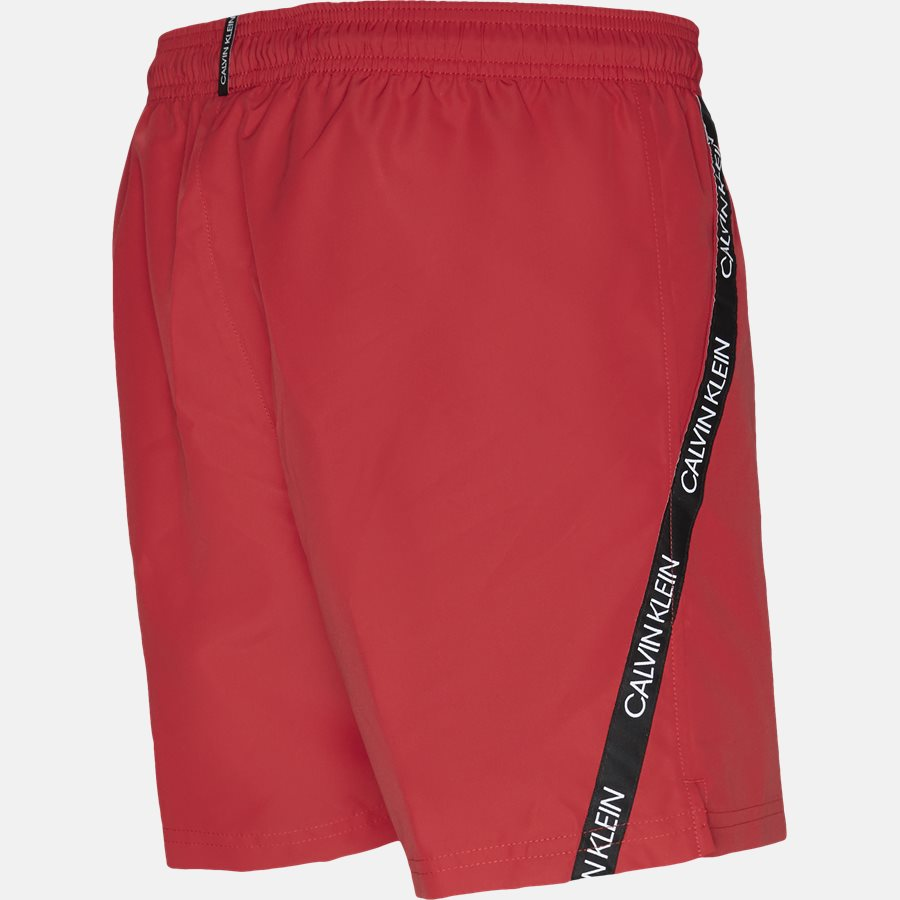 KMOKM00285654 - Shorts - Regular fit - RØD - 3