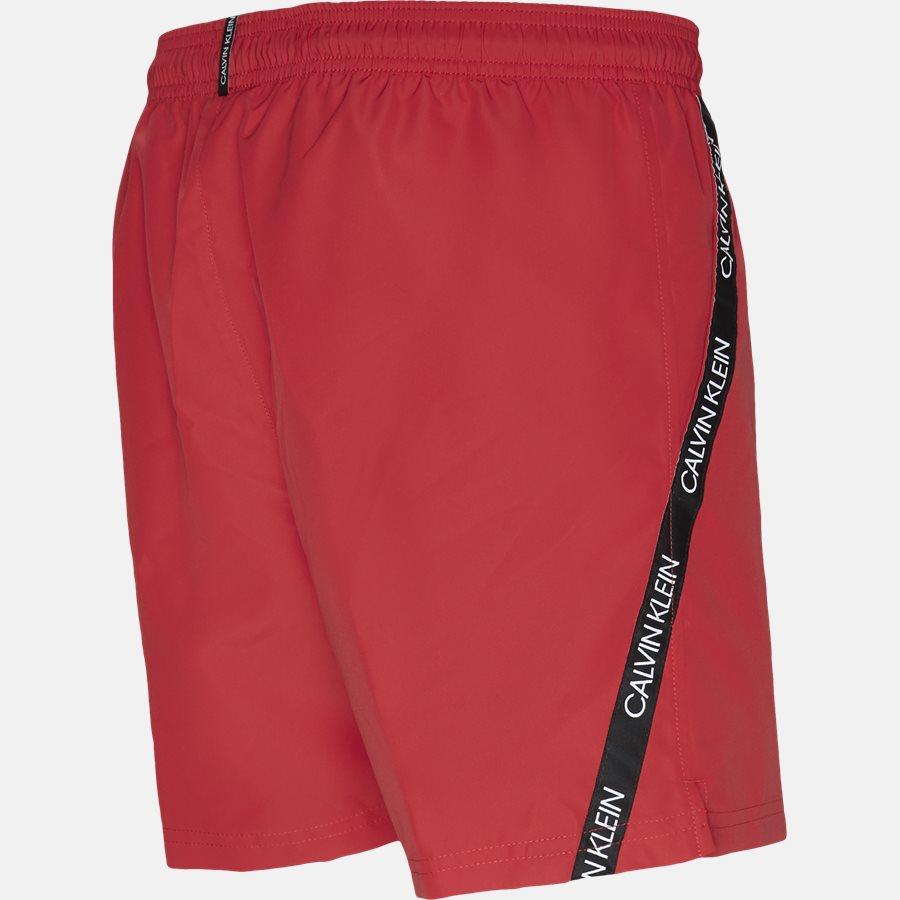 KMOKM00285654 - Shorts - Regular fit - RØD - 3