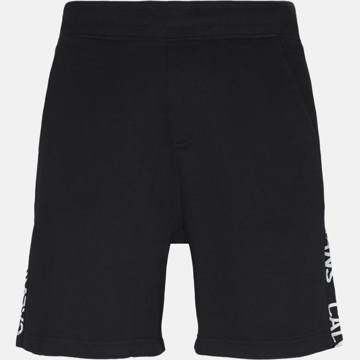 Shorts - Regular fit - Sort
