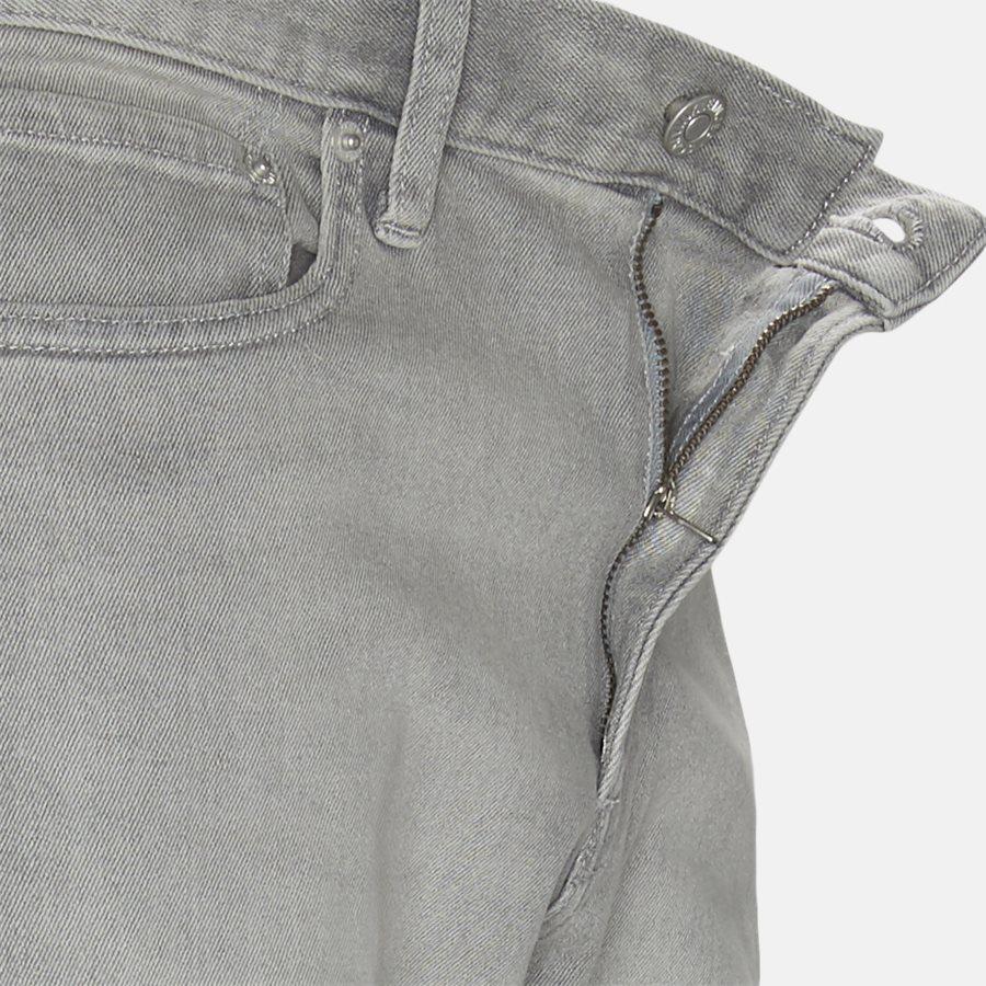 J30J310949 SLIM SHORT - Shorts - Regular fit - GRÅ - 4