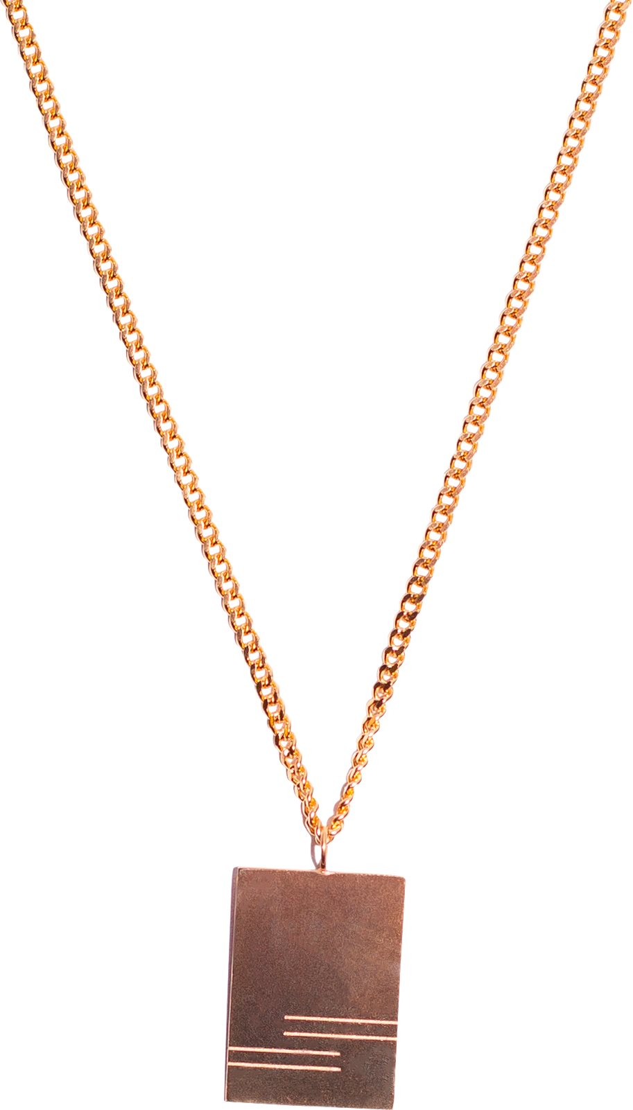 Cody Necklace - Accessories - Guld