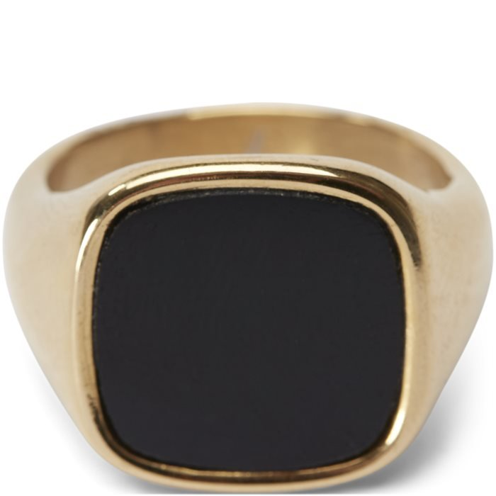 Mike Ring - Accessories - Guld
