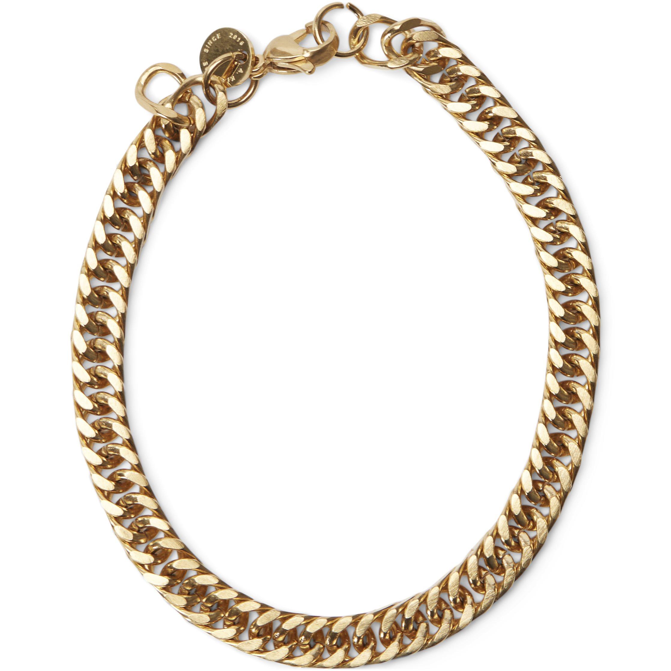 Fred Bracelet - Accessoarer - Guld