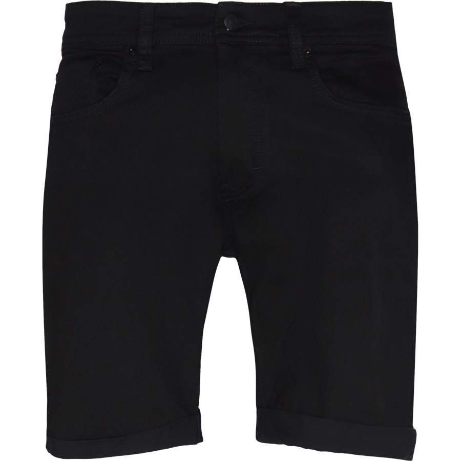 BLACK NIGHT MIKE SHORTS - Black Night Mike Shorts - Shorts - Regular - SORT - 1
