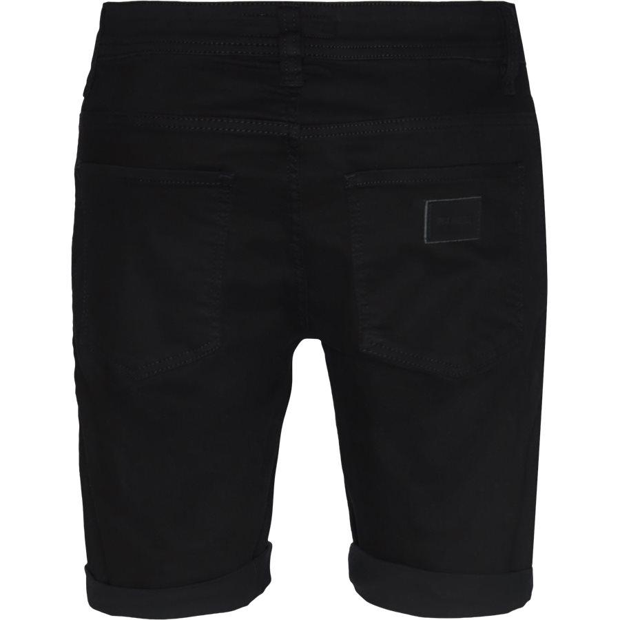 BLACK NIGHT MIKE SHORTS - Black Night Mike Shorts - Shorts - Regular - SORT - 2