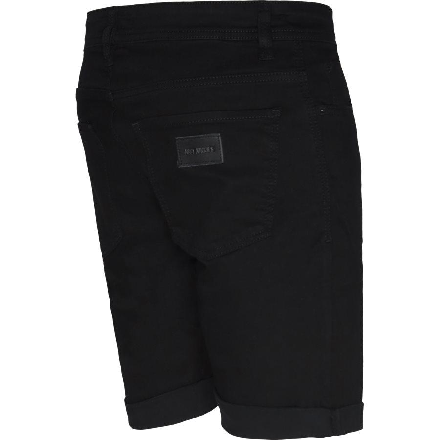 BLACK NIGHT MIKE SHORTS - Black Night Mike Shorts - Shorts - Regular - SORT - 3