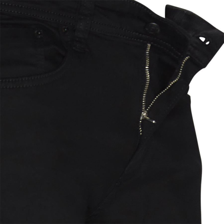 BLACK NIGHT MIKE SHORTS - Black Night Mike Shorts - Shorts - Regular - SORT - 4