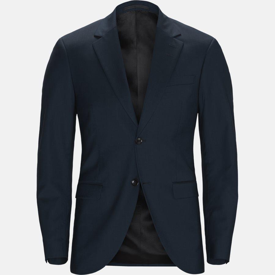 66495 JAMONTE - jakke  - Blazer - Slim - PETROL - 1