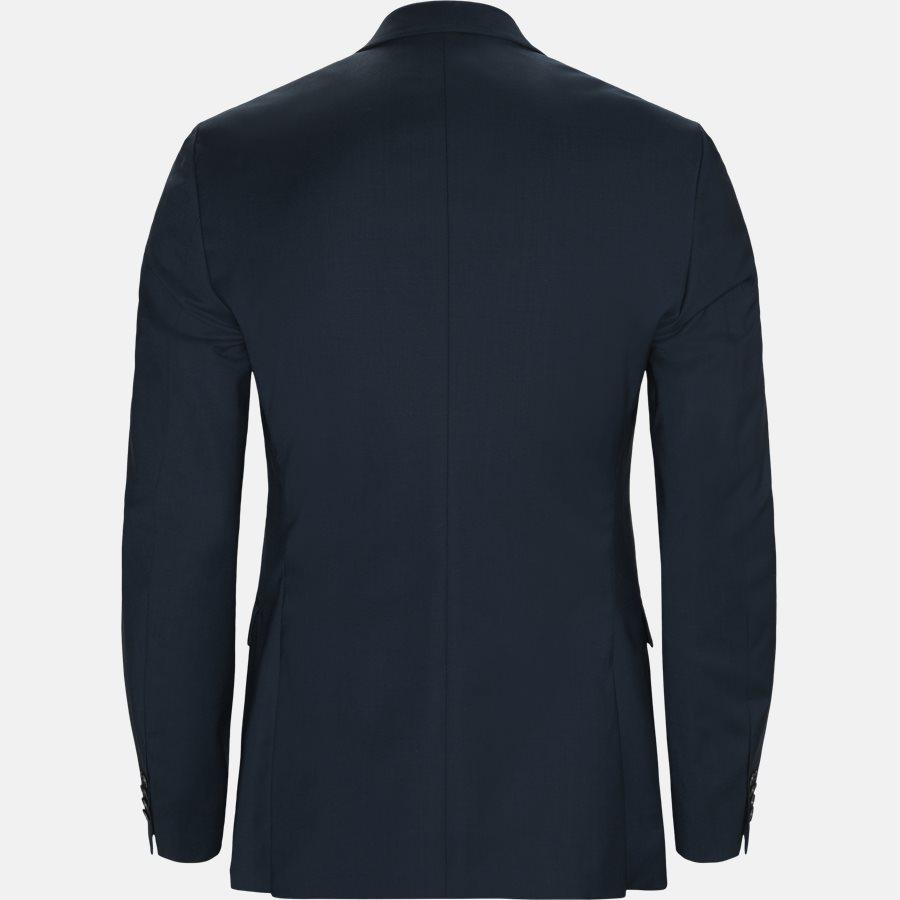 66495 JAMONTE - jakke  - Blazer - Slim - PETROL - 2