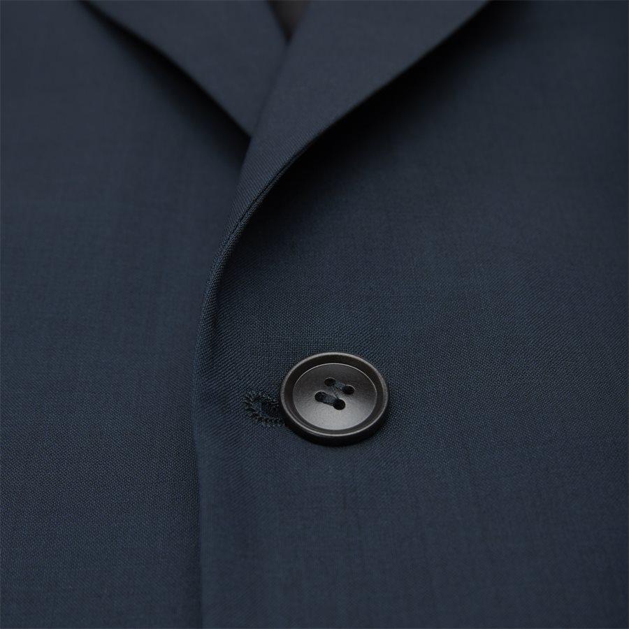 66495 JAMONTE - jakke  - Blazer - Slim - PETROL - 5