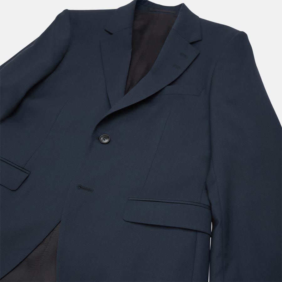 66495 JAMONTE - jakke  - Blazer - Slim - PETROL - 6