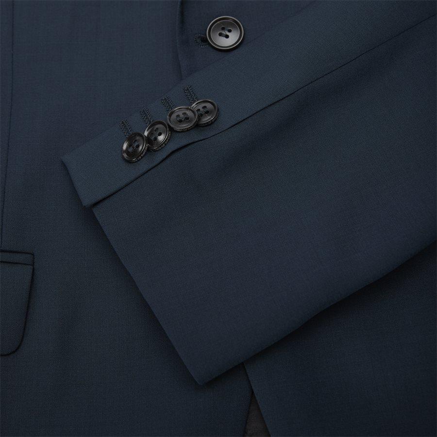 66495 JAMONTE - jakke  - Blazer - Slim - PETROL - 7