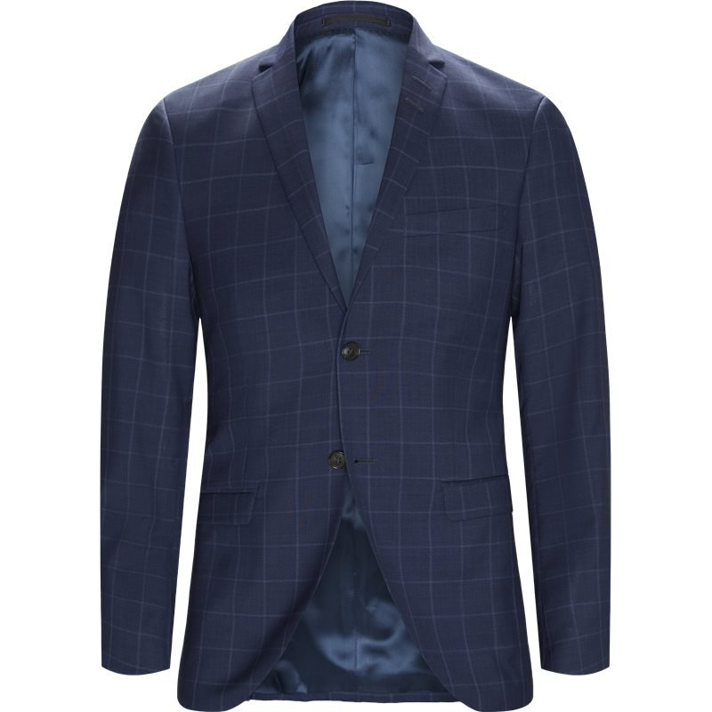 Image of   Tiger of Sweden Slim 66485 JILE Blazer Blå