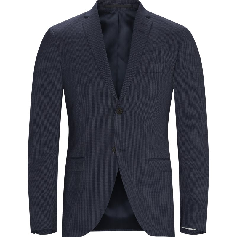 Image of   Tiger of Sweden Slim 66481 JILE Blazer Blå