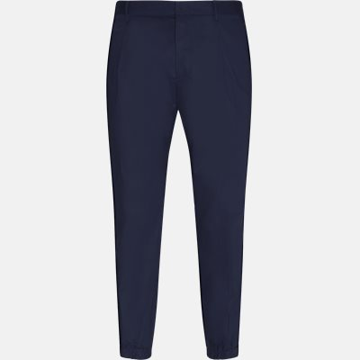Regular slim fit | Trousers | Blue