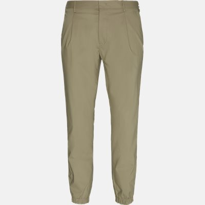 Regular slim fit | Trousers | Sand