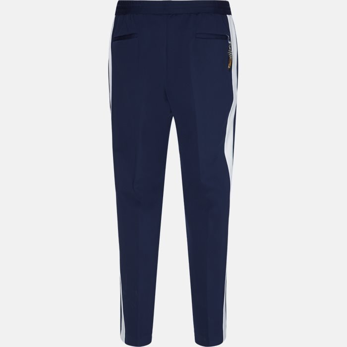 Trousers - Regular fit - Blue