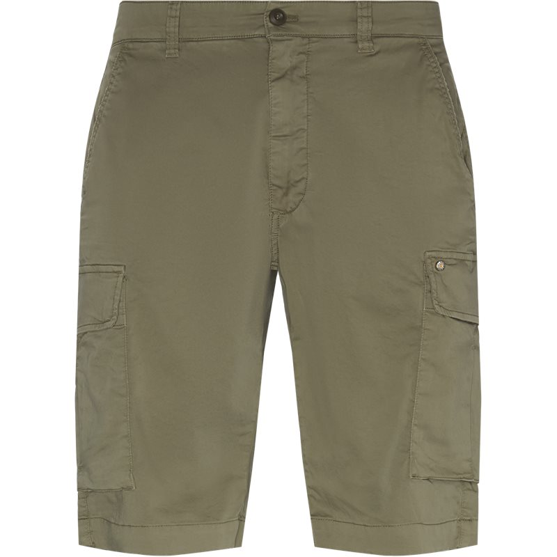 Billede af MASONS Regular fit CBE024 2BE76295BE Shorts Olive