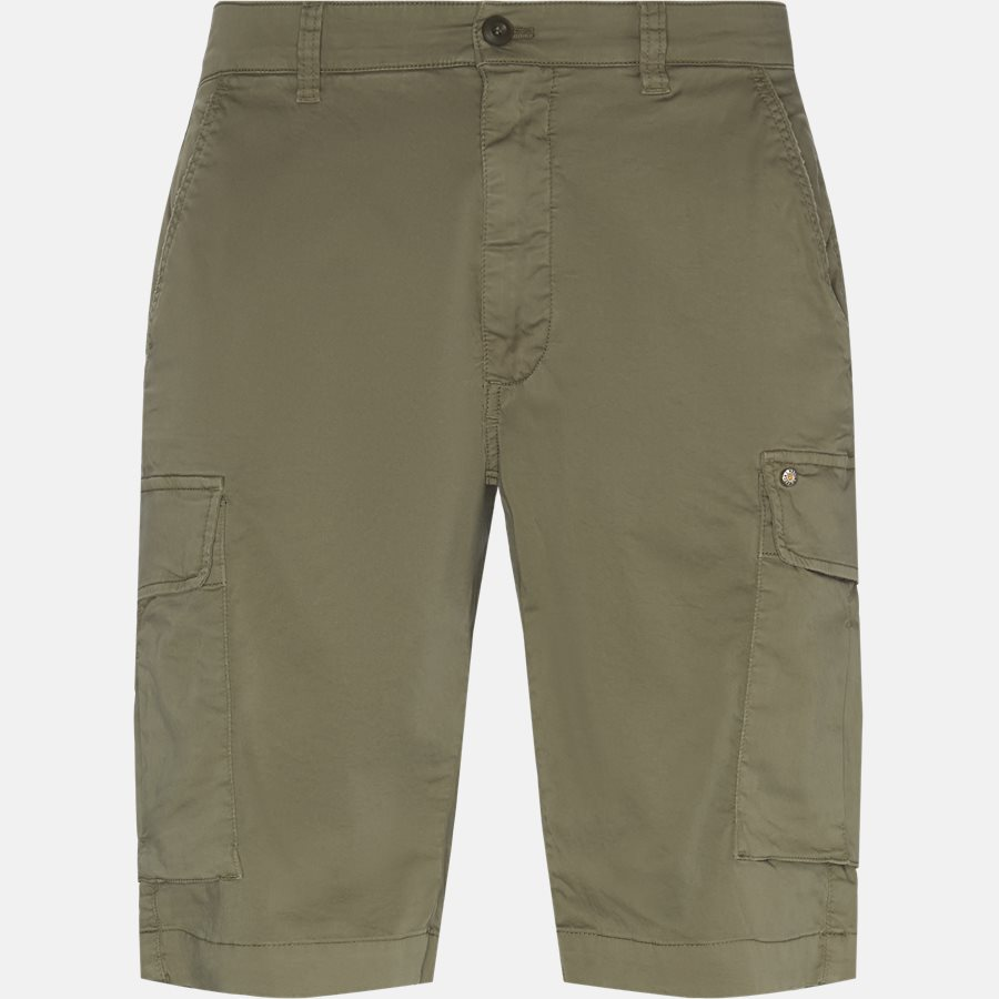 CBE024 2BE76295BE - Shorts - Regular fit - OLIVE - 1