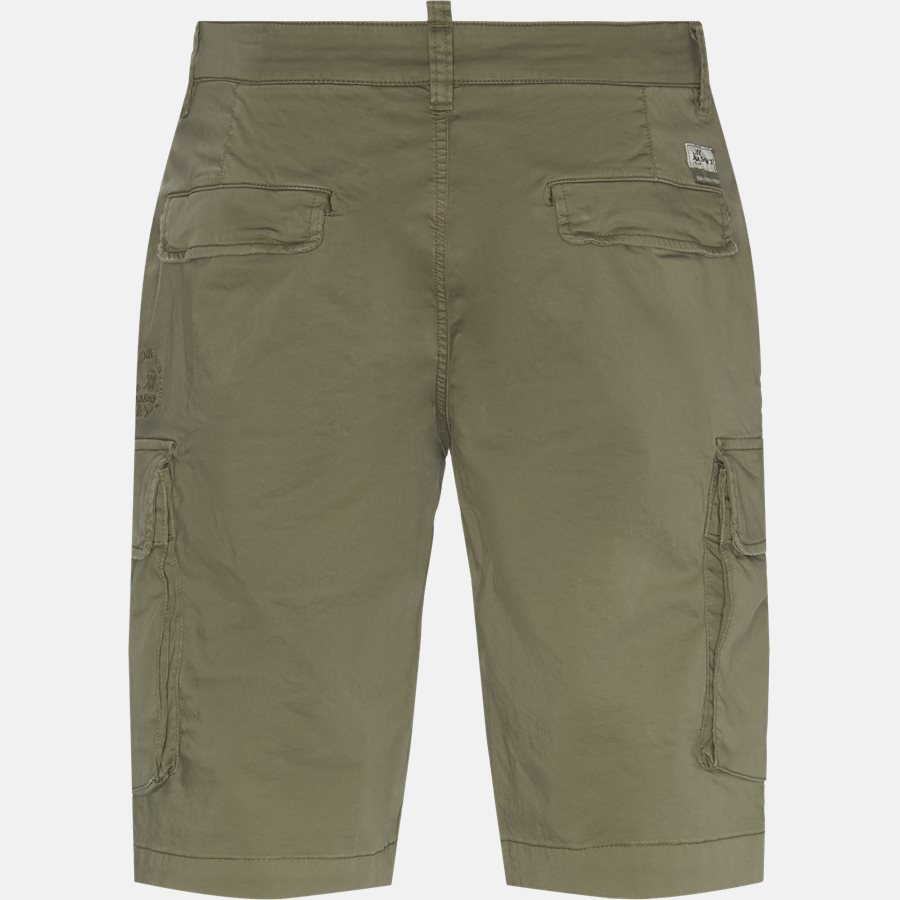 CBE024 2BE76295BE - Shorts - Regular fit - OLIVE - 2