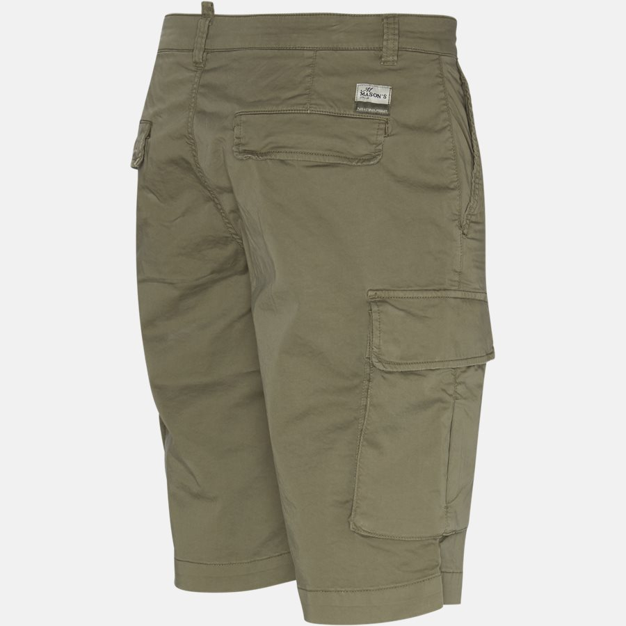 CBE024 2BE76295BE - Shorts - Regular fit - OLIVE - 3