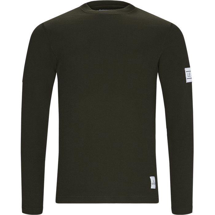 Long-sleeved T-shirts - Regular - Army