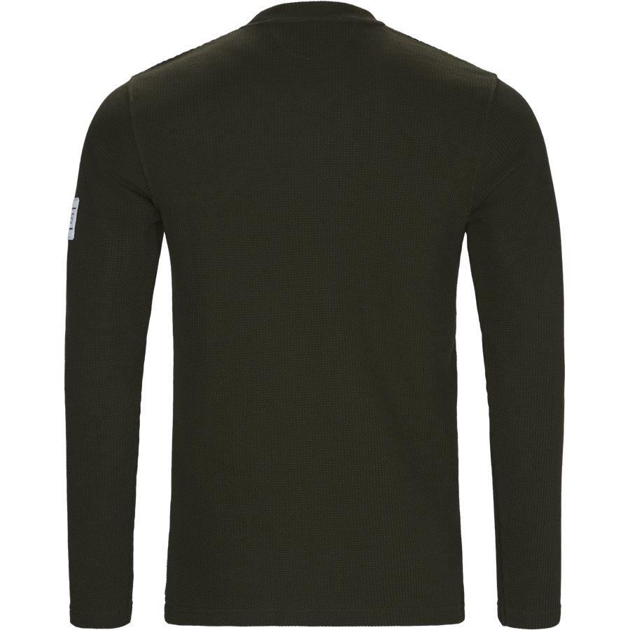 PASSAC - Passac - Sweatshirts - Regular - ARMY - 2
