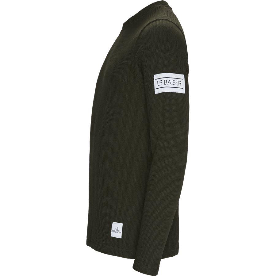 PASSAC - Passac - Sweatshirts - Regular - ARMY - 3