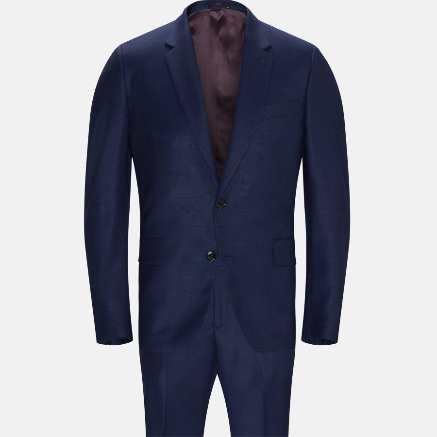 1439 A00312 - Habitter - Slim - BLUE - 1
