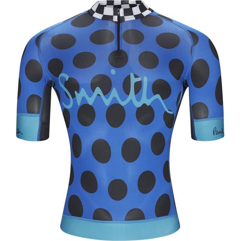 Billede af Paul Smith Main Slim 349T A00689 T-shirts Blue
