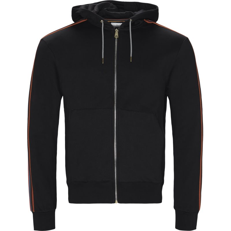 Billede af Paul Smith Main Regular fit 300SS A00347 Sweatshirts Black