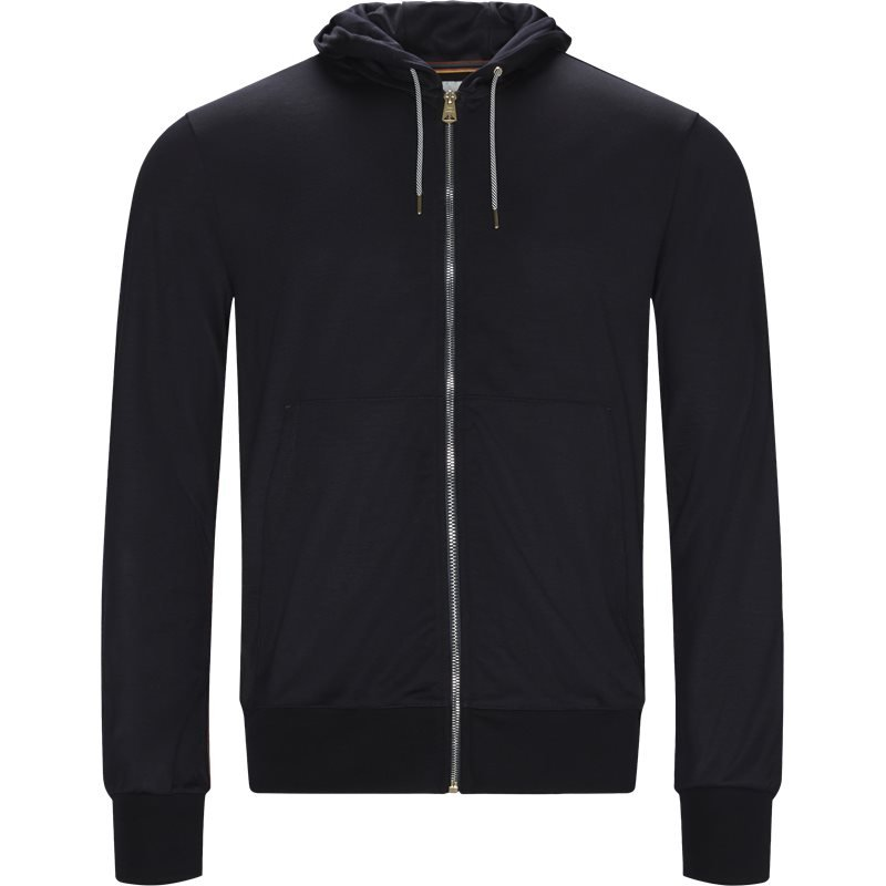 Paul smith main sweatshirt navy fra paul smith main fra axel.dk