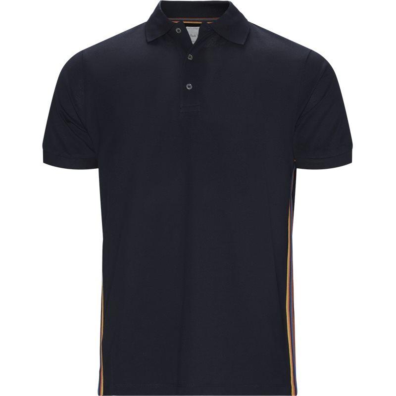 Billede af Paul Smith Main Regular slim fit 176T B00086 T-shirts Navy