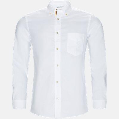Slim | Skjorter | Hvid