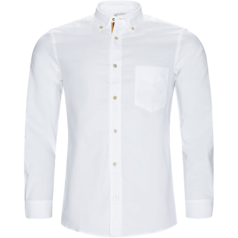Billede af Paul Smith Main Slim 707RT A00311 Skjorter White