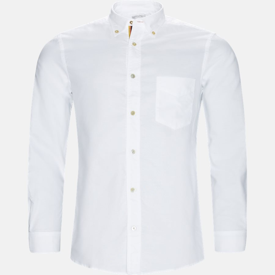 707RT A00311 - Skjorter - Slim - WHITE - 1