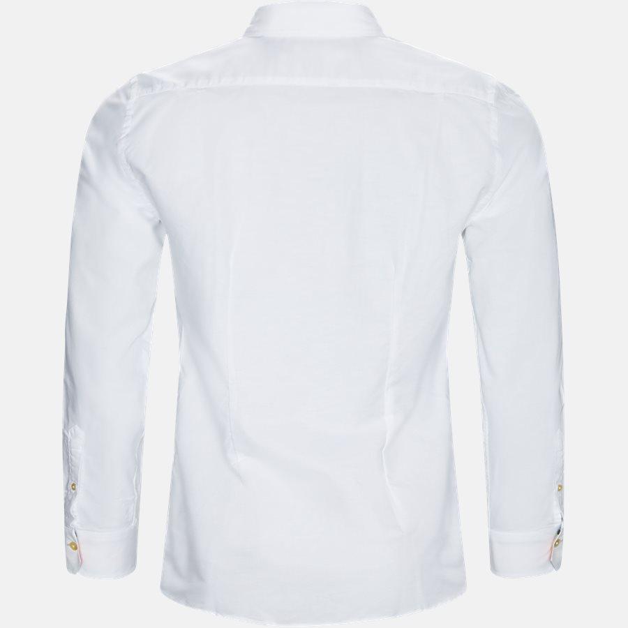 707RT A00311 - Skjorter - Slim - WHITE - 2