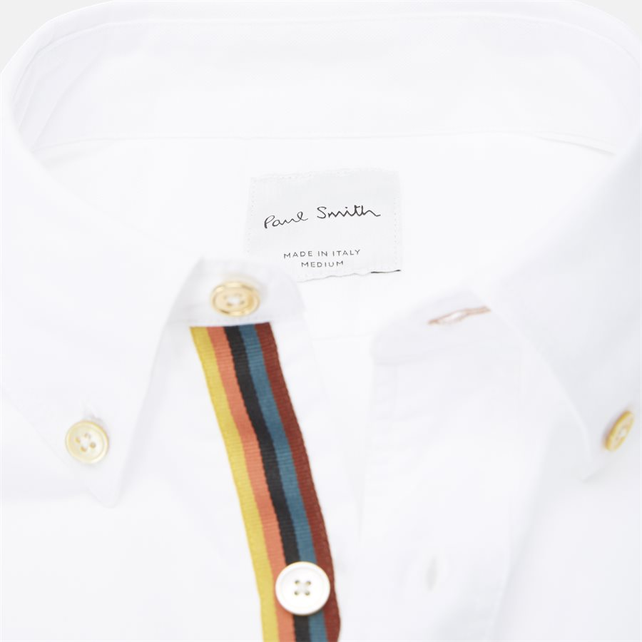 707RT A00311 - Skjorter - Slim - WHITE - 4